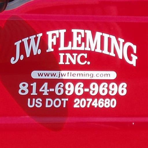 J.W. Fleming Inc Logo