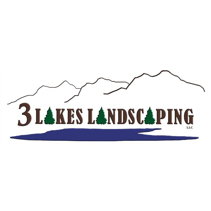 3 Lakes Landscaping Logo