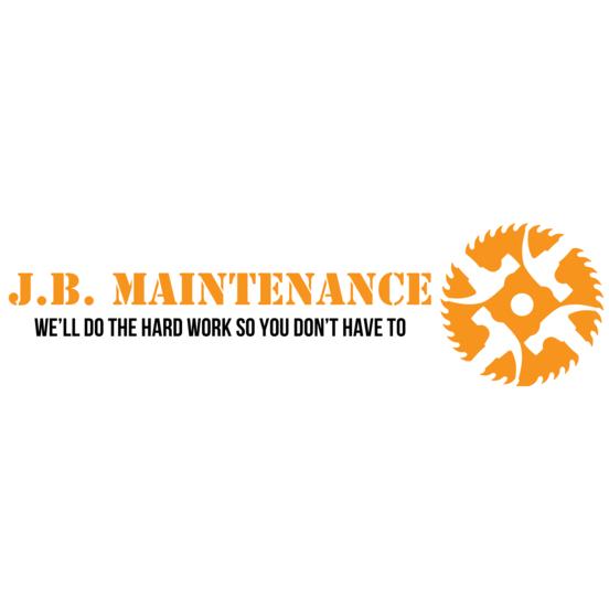 J.B. Maintenance Logo