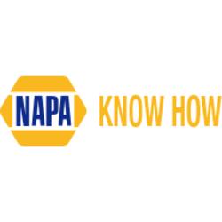 NAPA Auto Parts - Island Fishing Gear & Auto Parts Logo