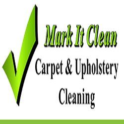Mark it Clean Carpet & Upholstery Cleaning Logo
