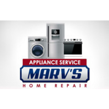 Marv's Appliance Service and Home Repair Logo