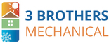 3 Brothers Mechanical - HVAC Logo