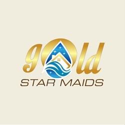 Gold Star Maids Logo