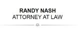 Nash Law, LLC - Car Accident Logo