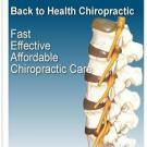 Back To Health Chiropractic - 40420 Logo