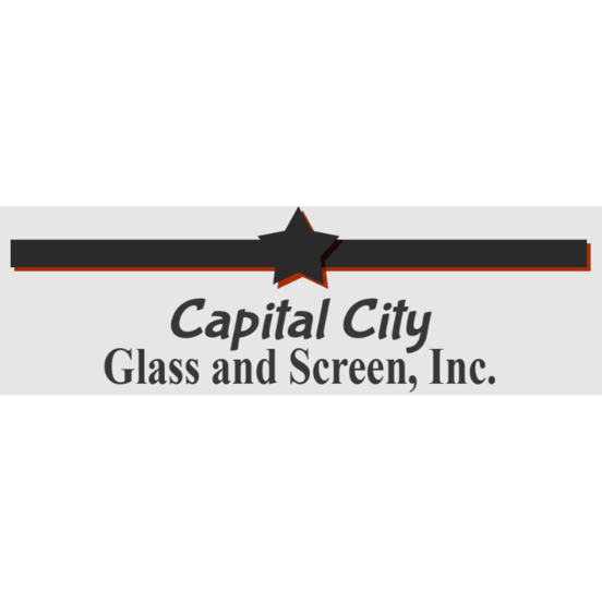 Capital City Glass & Screen, Inc. Logo