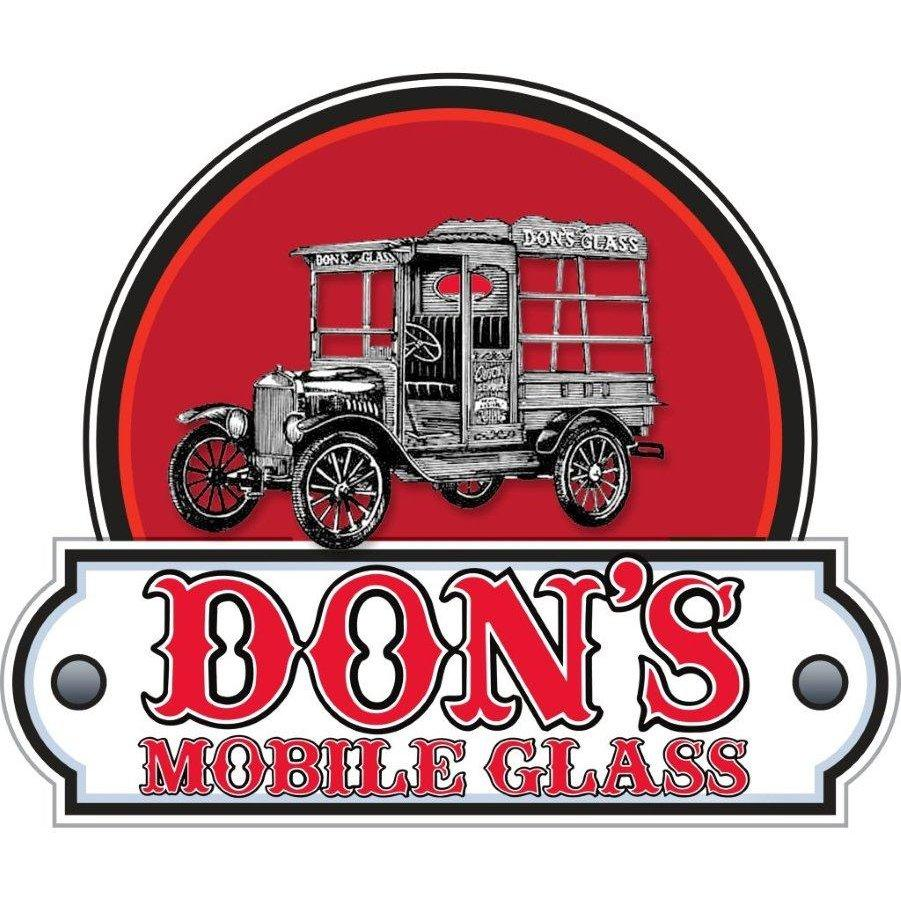Don's Mobile Glass Logo