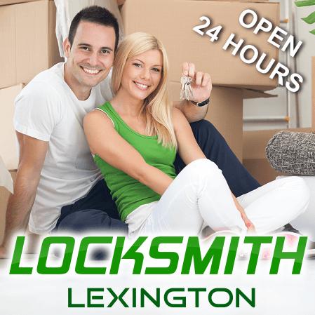 Locksmith Lexington SC Logo