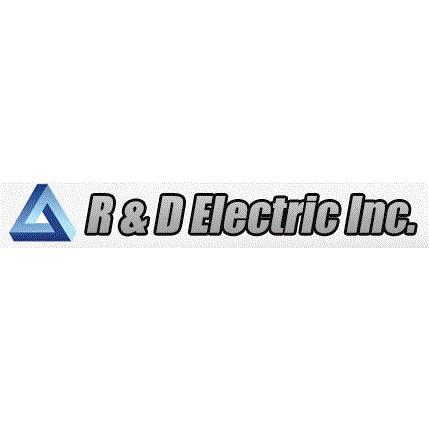 R & D Electric Inc. Logo