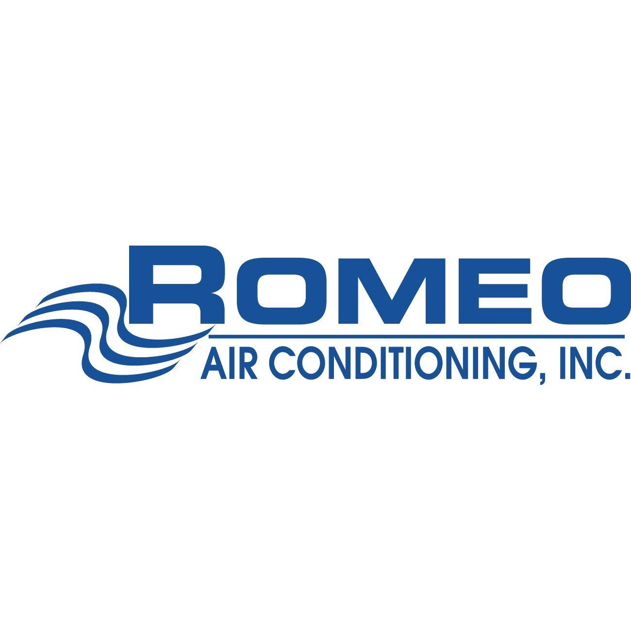 Romeo Air Conditioning, Inc. Logo