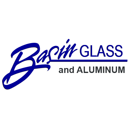 Basin Glass & Aluminum Logo