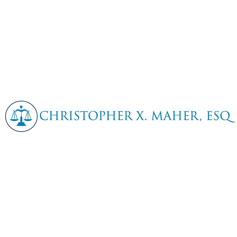 Christopher X. Maher, Esq., LLC Logo