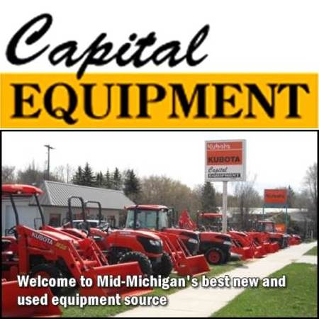 Capital Equipment - Clare Logo