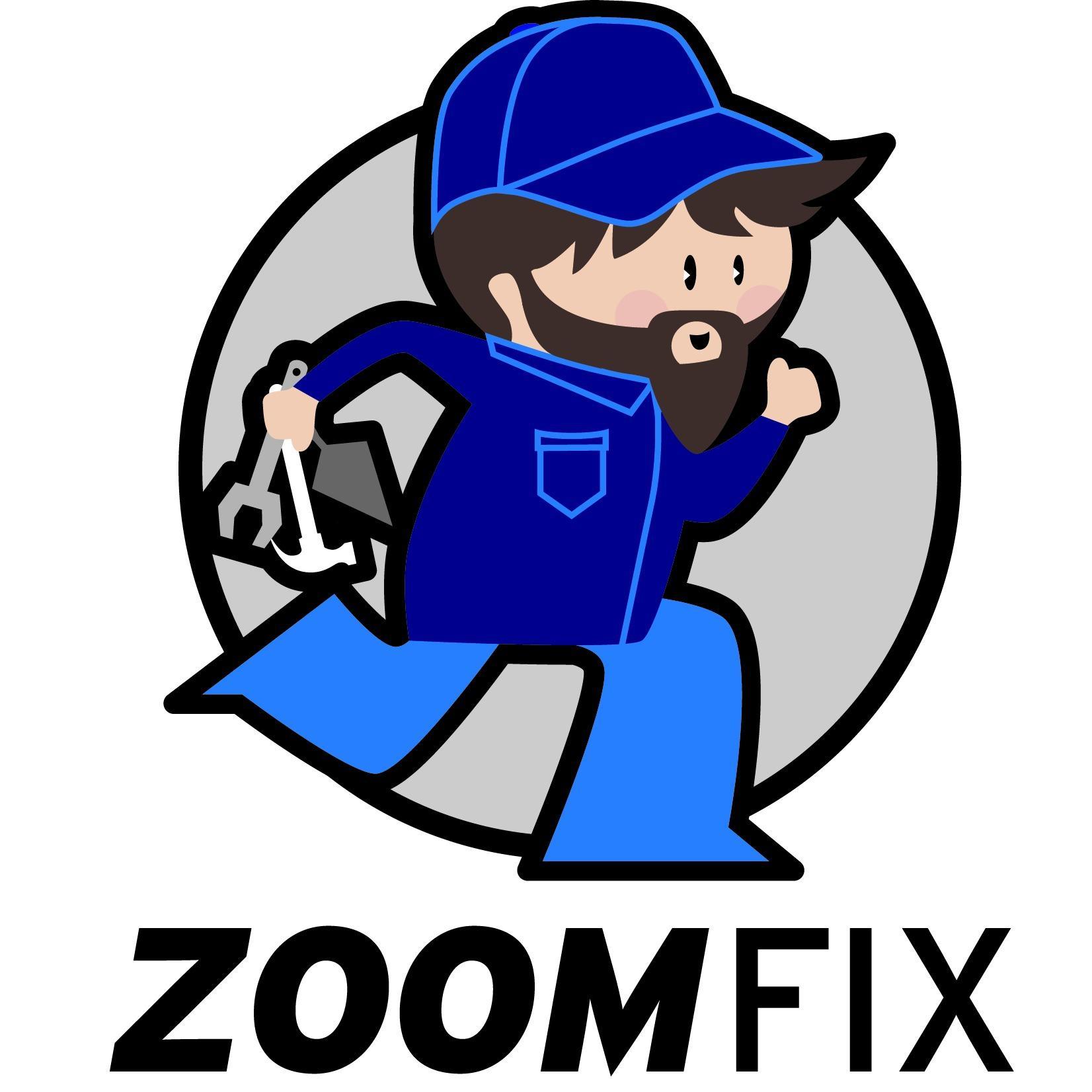 Zoom-Fix Logo