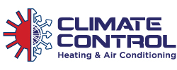 Climate Control Heating & Air Conditioning Logo