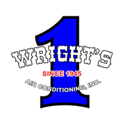 Wright's Air Conditioning Inc Logo