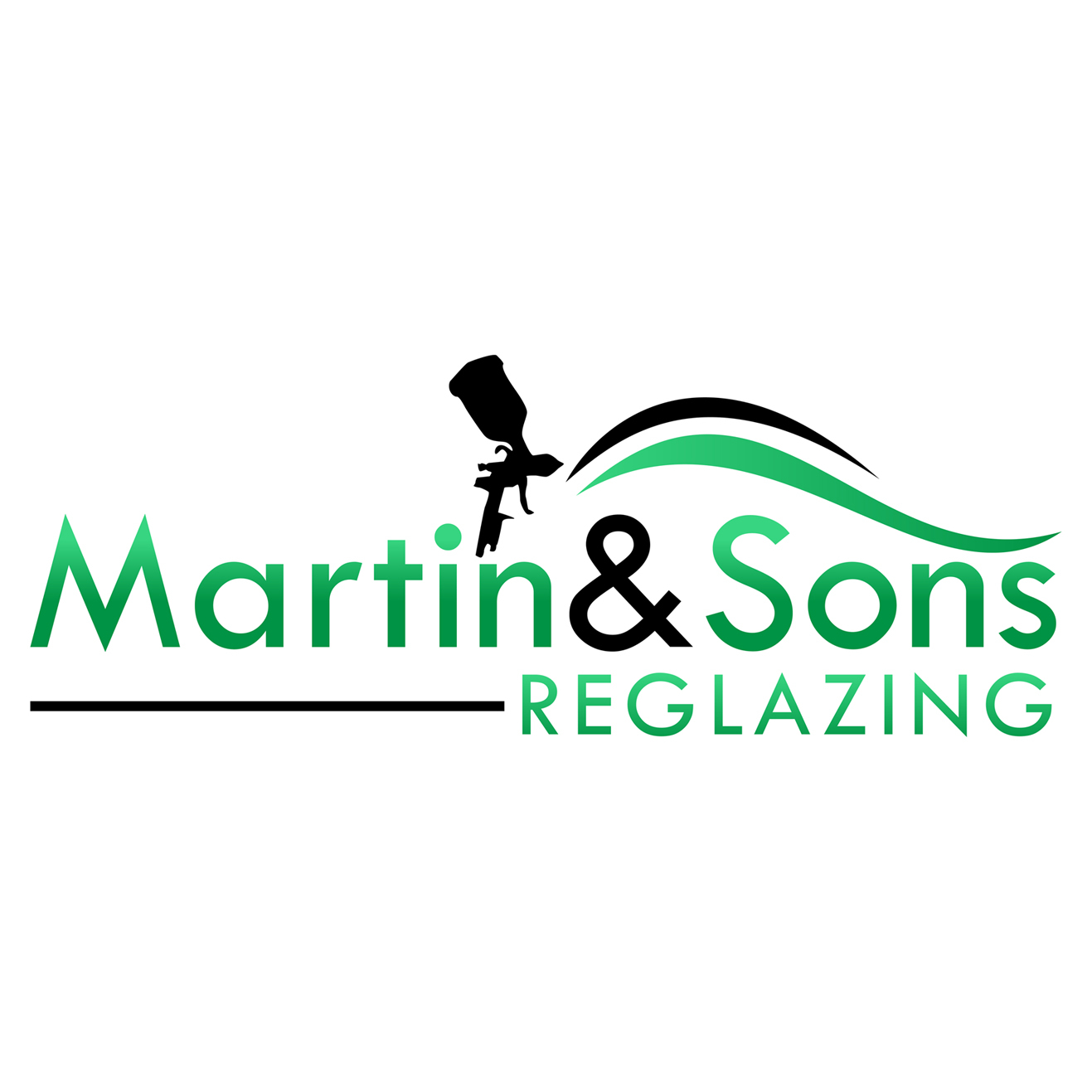 Martin & Sons Reglazing Inc Logo