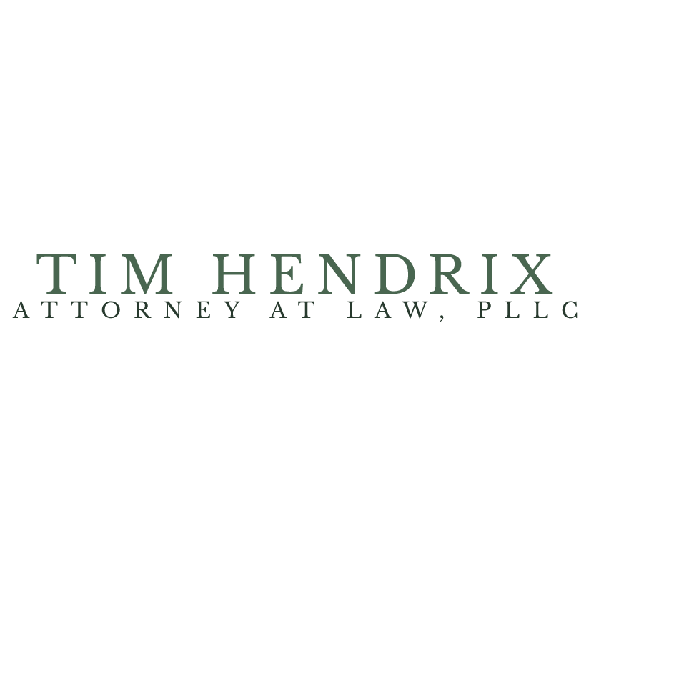 Tim Hendrix Attorney at Law, PLLC Logo