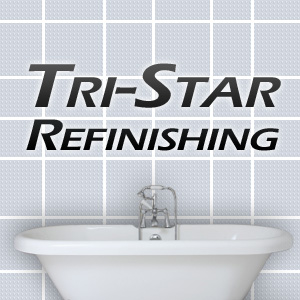 Tri-Star Refinishing Logo