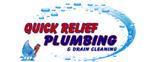 Quick Relief Plumbing Logo