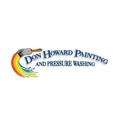 Don Howard Painting And Pressure Washing Logo