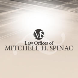 Law Offices of Mitchell H. Spinac Logo