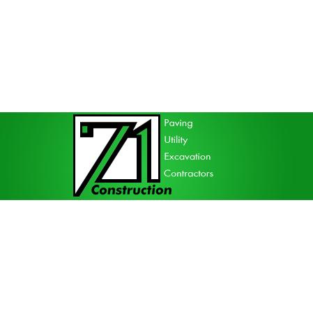 71 Construction Logo
