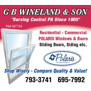 G B Wineland & Son Inc Logo