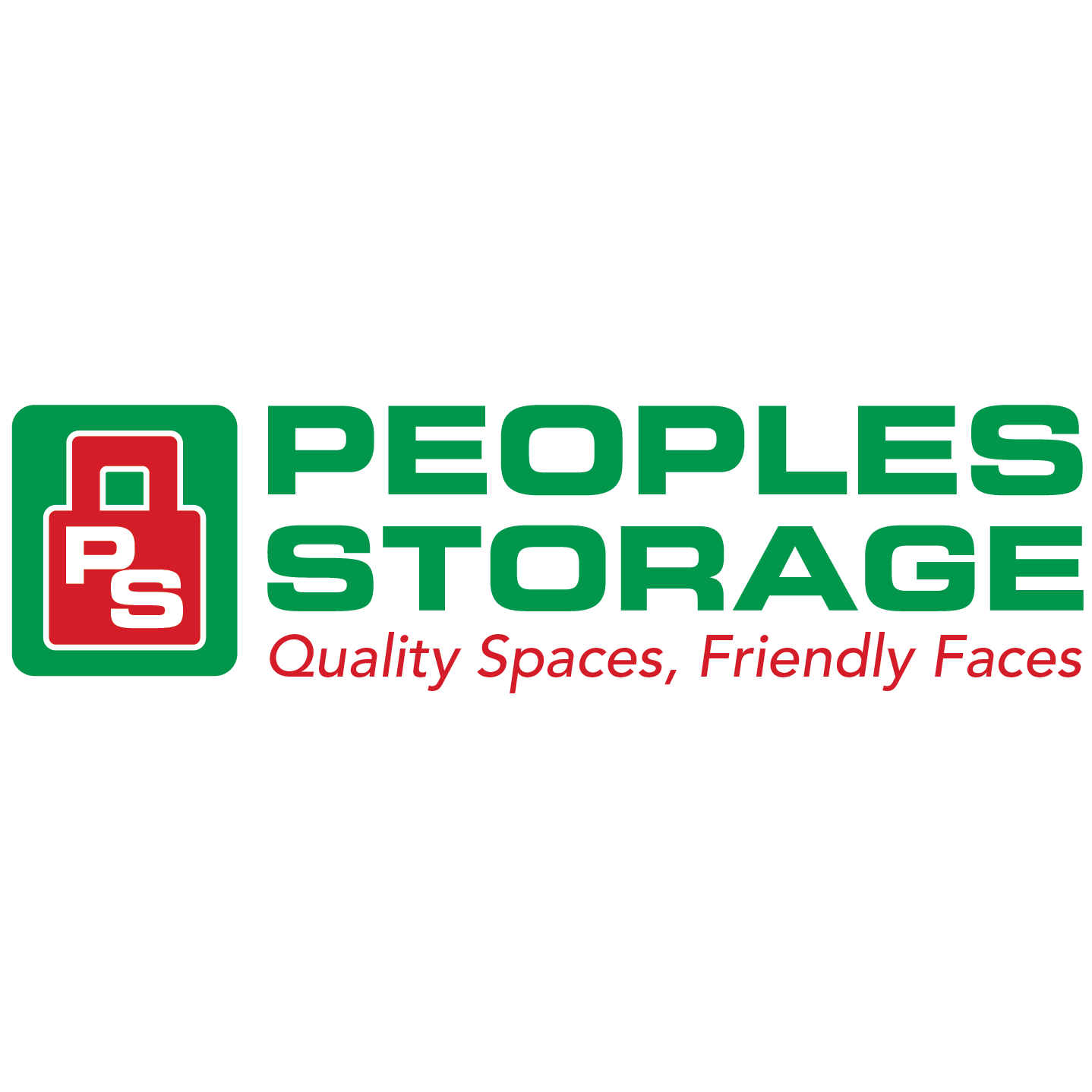 Peoples Storage Kenmore Logo