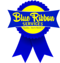 Blue Ribbon Services (Electric) Logo