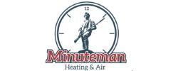 Minuteman Heating & Air Logo