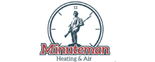 Minuteman Heating & Air Logo