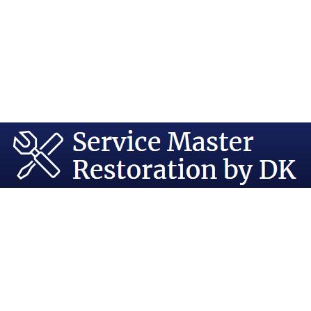 ServiceMaster Restoration by DK Logo
