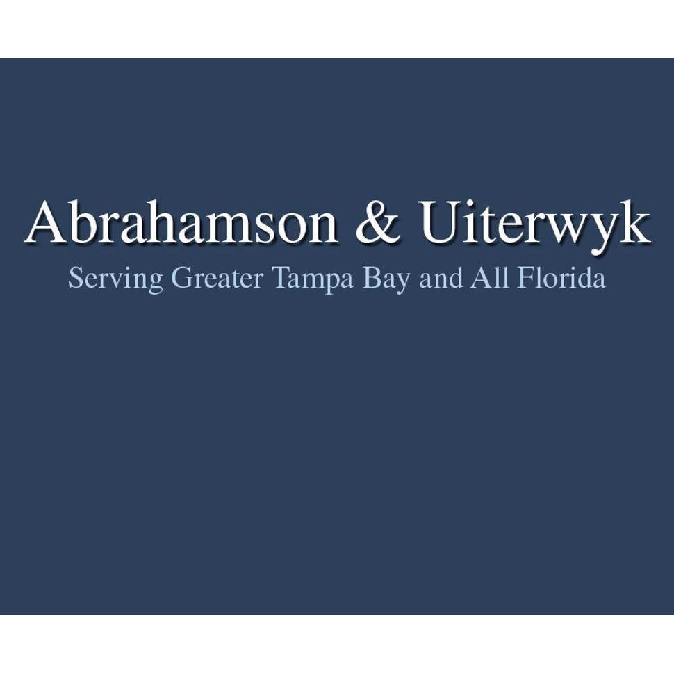Abrahamson & Uiterwyk Personal Injury Law Logo