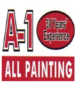 A-1 All Painting Logo