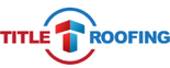 Title Roofing & Construction Logo