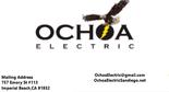 Mr. Ochoa Electric - 462847 Logo