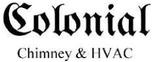 Colonial Chimney & HVAC Logo