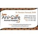 Ani-Care Animal Hospital - 30120 Logo