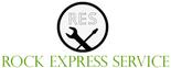 Rock Express Service Logo