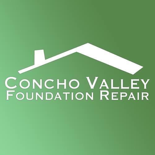 Concho Valley Foundation Repair Logo