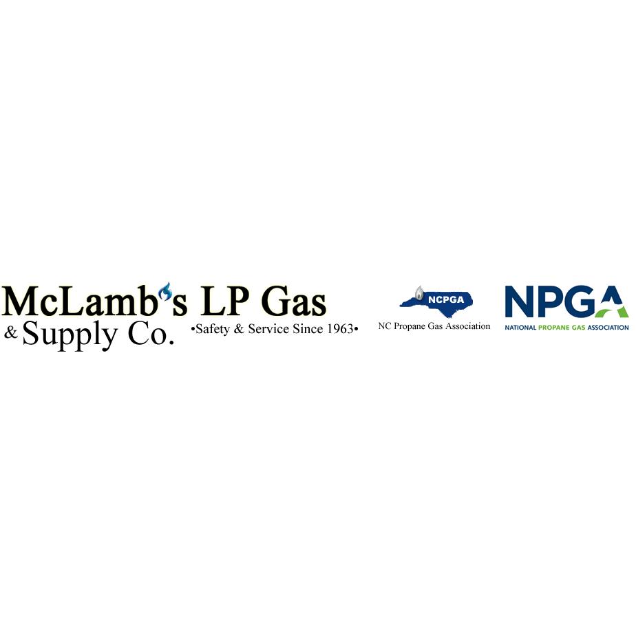 McLamb's LP Gas & Supplies Logo
