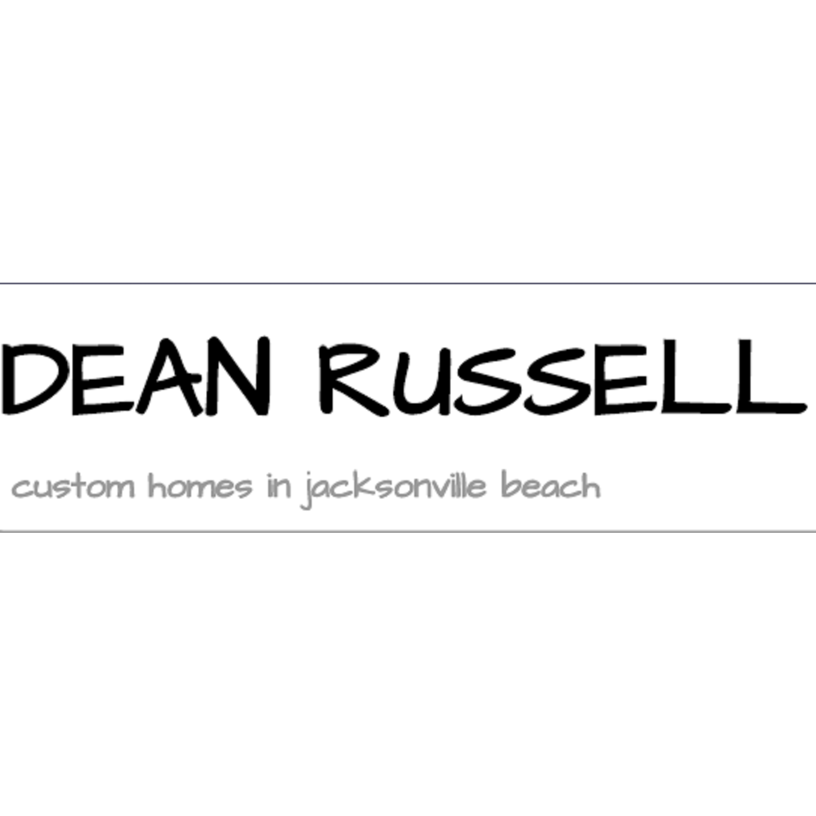 Dean Russell Custom Homes Inc. Logo