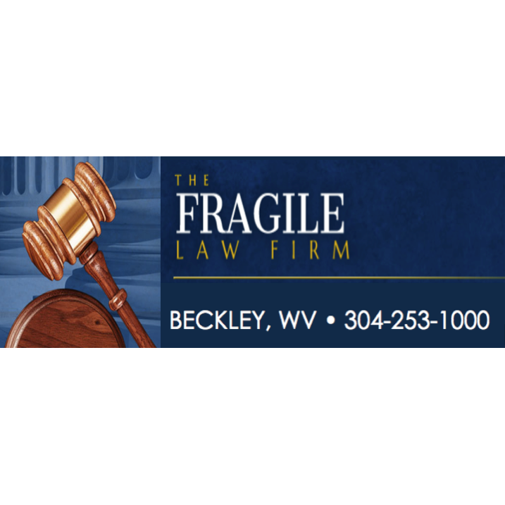 Fragile Law Firm Logo