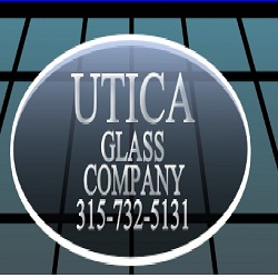 Utica Glass Co Logo