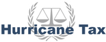 Hurricane Tax Logo