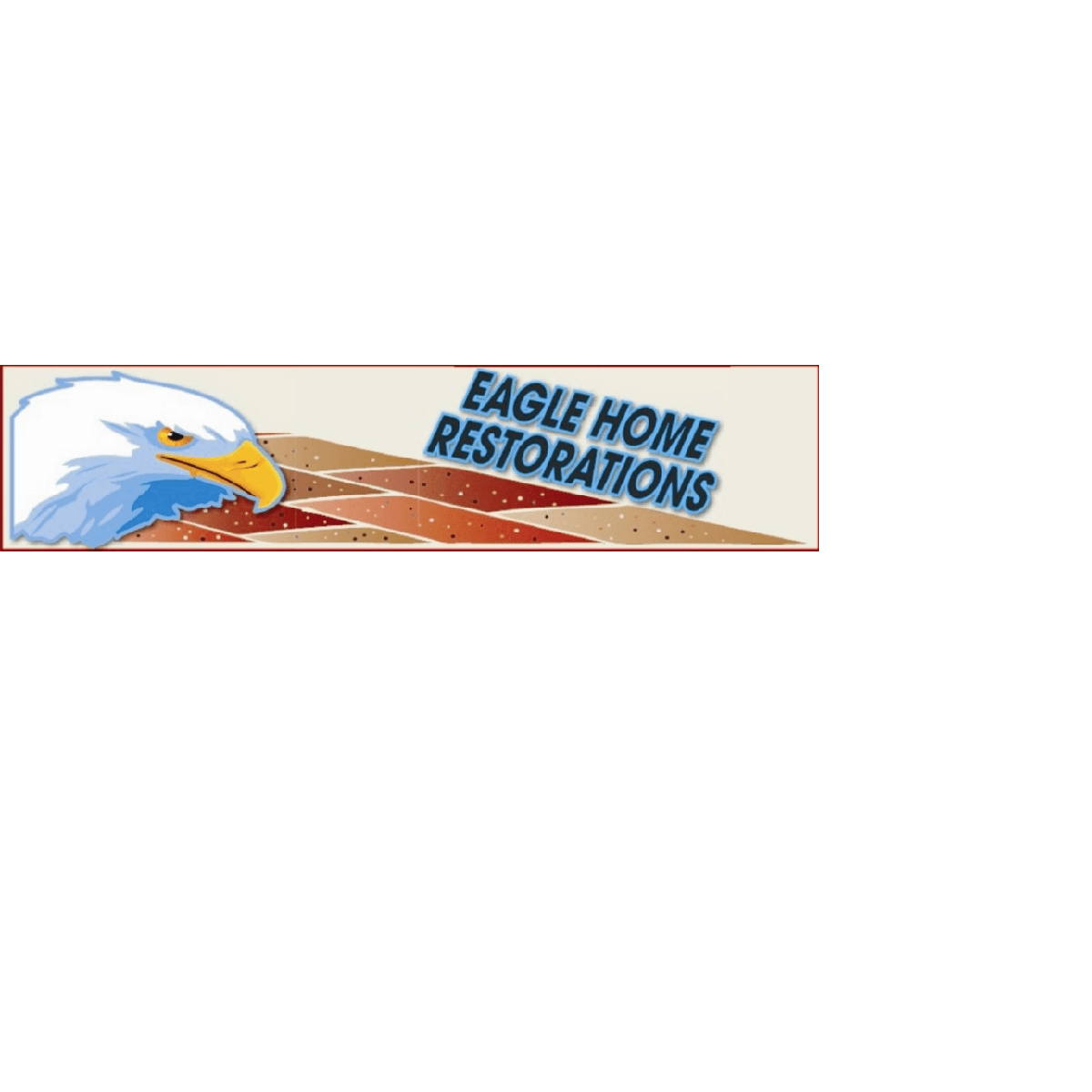 Eagle Home Restorations Logo