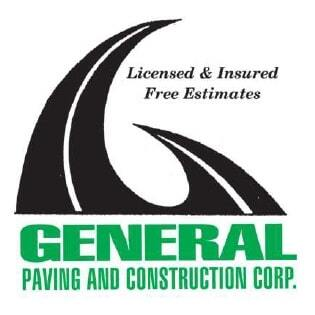 General Paving and Construction Corp. Logo