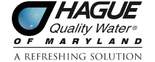 Hague Quality Water of MD Logo